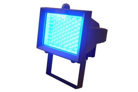 Projecteur à LEDs bleues