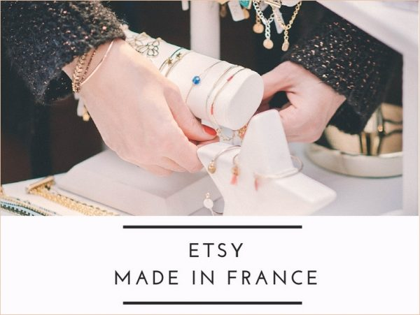 marché Etsy Made in France