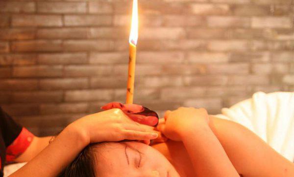les bougies d'oreille